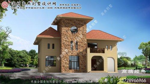 三元区自建房私家别墅设计