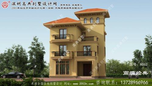 铜鼓县农村小型别墅图