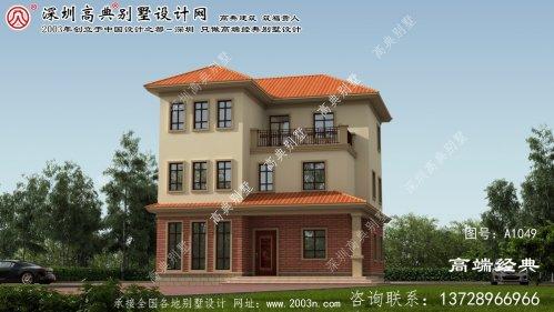 黄冈市房屋复式设计图