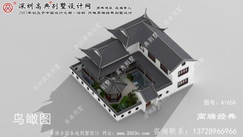 灌阳县两层小别墅图片