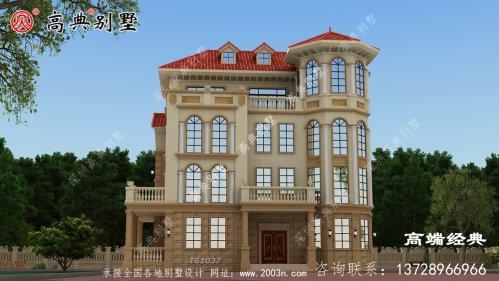 望谟县新型农村别墅图