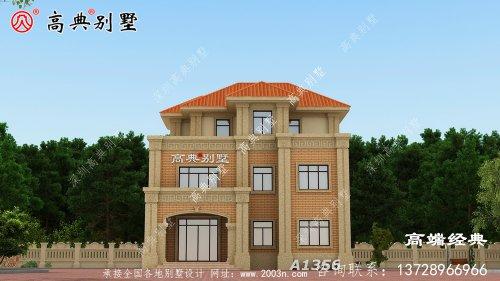 环县农村自建房设计