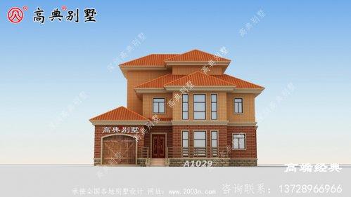台南市农村房设计图