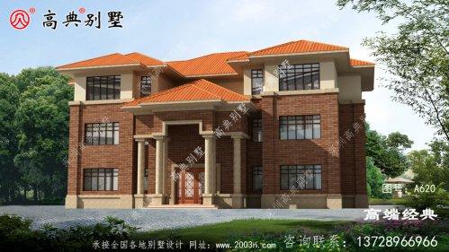 国外别墅外观设计