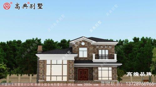 农村别墅的设计必须满足家庭的生活需