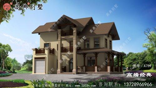 现在的别墅造型多样,你最喜欢什么风格呢?