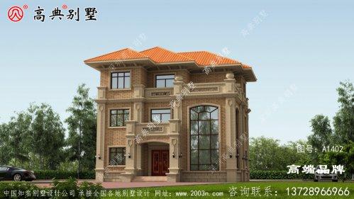 既美观又不复杂的别墅选欧式风格