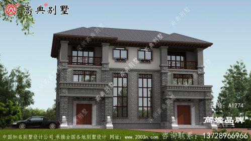 中式建筑中独有的写意之美