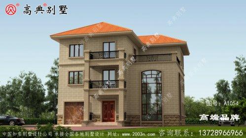 农村建房,还是建三层最实用